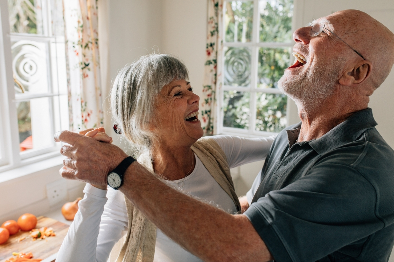 6 benefícios da dança para idosos