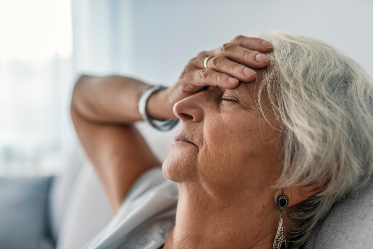 Ansiedade na terceira idade: como lidar?
