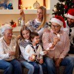 Festas de final de ano: como aproveitar com um familiar com demência?