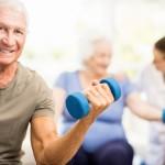 idosos exercicios